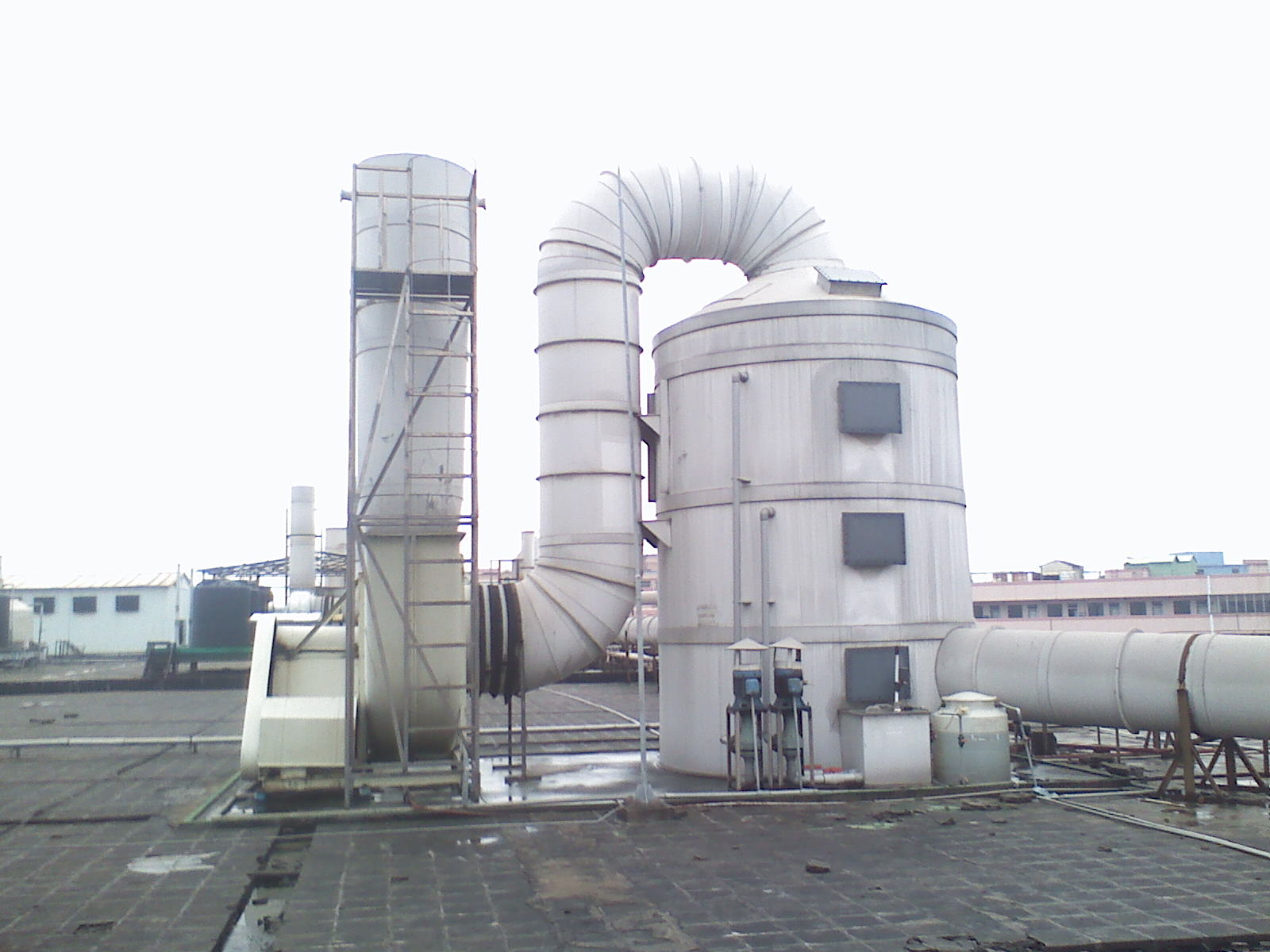 酸碱废气处理