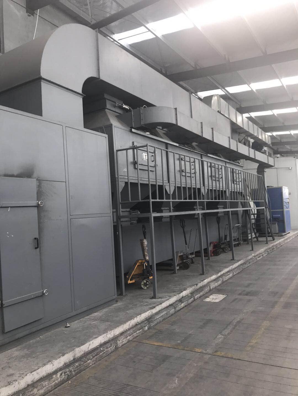 重庆浩合科技有限公司 催化燃烧设备
